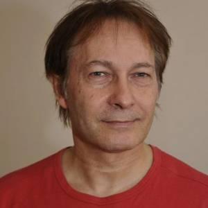 Der Autor Horst Schreiber